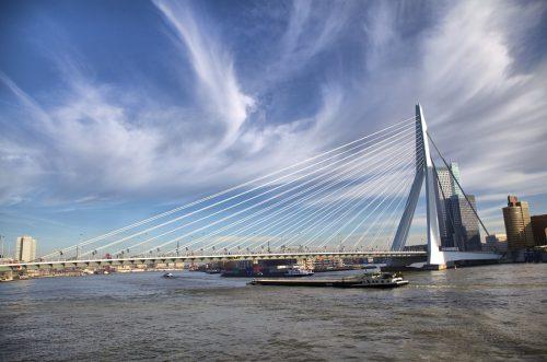 Rotterdam als top bestemming voor jouw city trip 2015