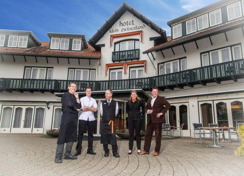 50 jaar Bilderberg Hotel Klein Zwitserland