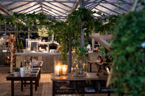 Pop-up restaurant bij Hotel De Bilderberg
