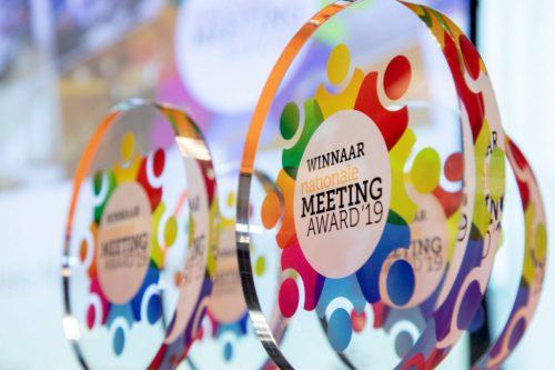 Kasteel Vaalsbroek winnaar Nationale Meeting Award 2019