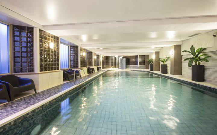 Europa Hotel Zwembad
