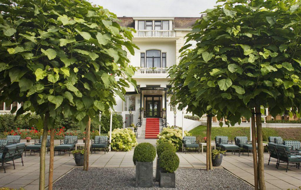 Bilderberg hotel Landgoed lauswolt